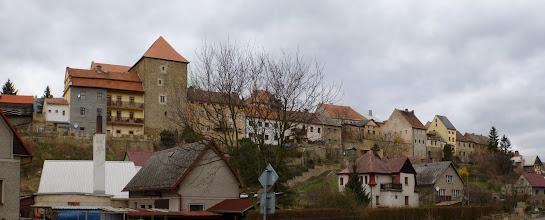 Photo: Část panorama Úštěka.