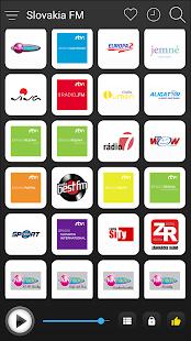 Slovakia Radio Online - Slovakia FM AM Internet - náhled