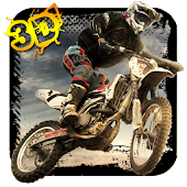 🏁Stunt Dirt Bike Ride - Dirtbike Rally BMX Racing