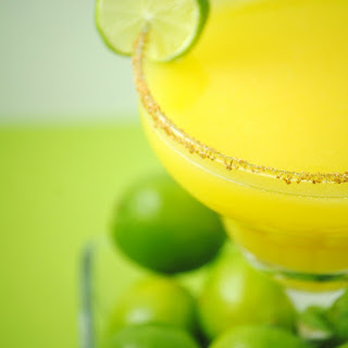 Mango Margaritas by the Pitcher Recipe