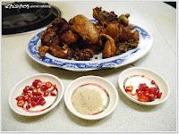 小文刈菜雞