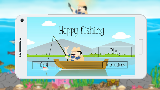 Download Happy Fishing From A2Z APK, Download APK, Mod APK