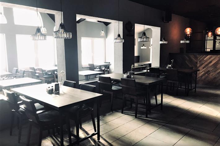 Фото №3 зала Basen Cafe