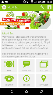 Mix & Eat- screenshot thumbnail