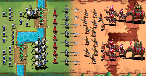 Empire Defense: Age of Stick War & Tower Defense filehippodl screenshot 4