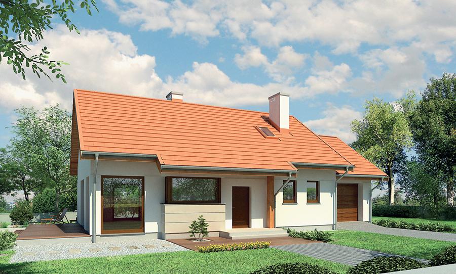 Projekt domu szum morza m141 tiy 433 for See more com