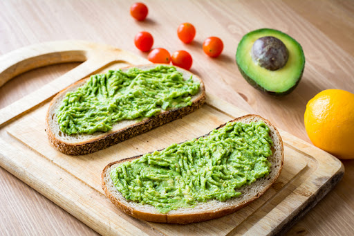 The 21-Day Weight Loss Breakthrough Diet Avocado Toast
