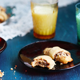 Quince Chocolate and Almond Rugelach