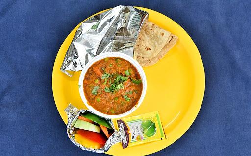 Veg Curry Combo image