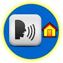 Talk to HOME icon