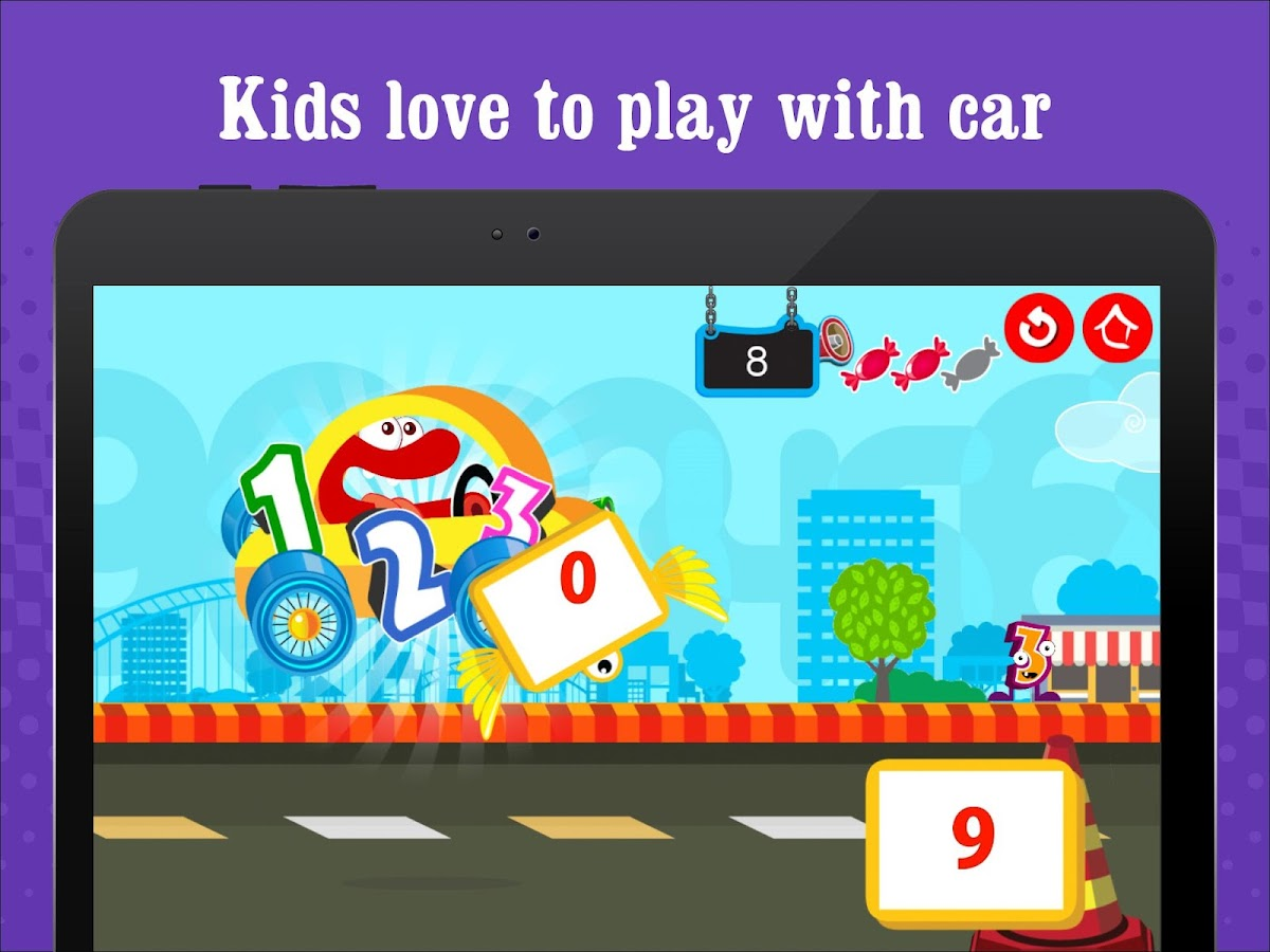 alphabet car game for kids android apps on google play