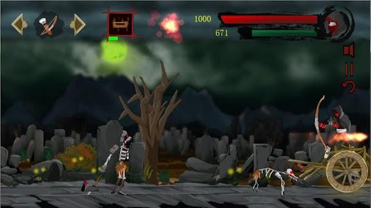 Dead Fugitive Escape- free screenshot 1