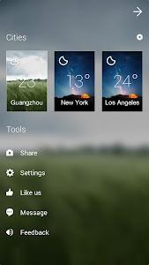GO Weather Forecast & Widgets v5.706 [Premium]