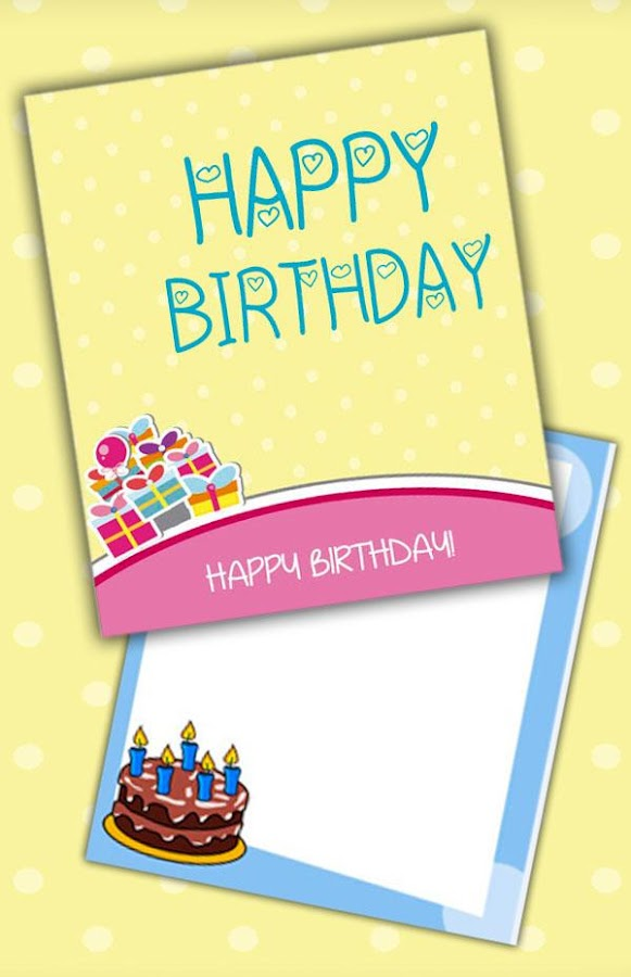Create birthday cards Android Apps on Google Play – Create Birthday Cards