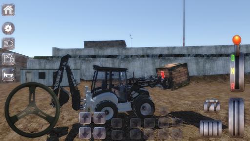 Excavator Simulator Backhoe Loader Dozer Game 1.5 screenshots 5
