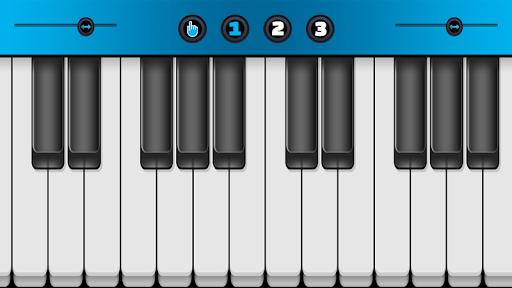 iPiano - A Virtual Keyboard