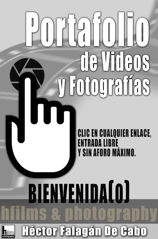 Portafolio de Fotografías y Vídeos (Todas las publicaciones)