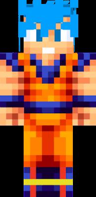 Goku Nova Skin