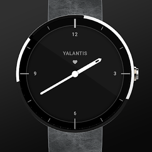 Yalantis WatchFace Screenshot