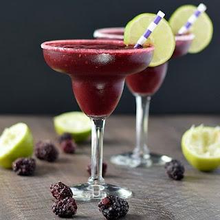 Frozen Tequila Margarita Cocktail Recipe
