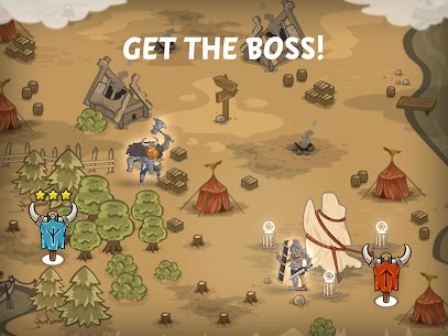 Bardi –  New defense game Mod Apk (Unlimited Gold) 8