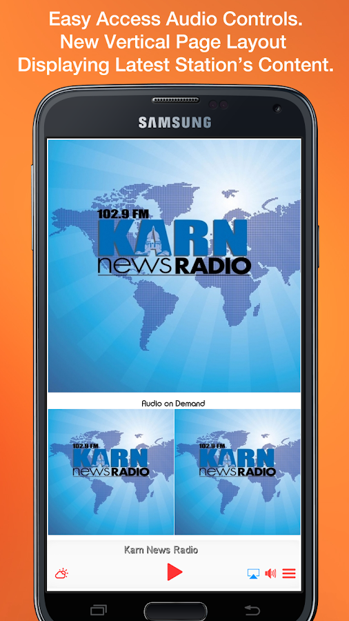 KARN News Radio- screenshot