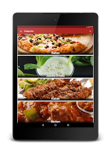 Arabic food recipes in arabic android apps on google play arabic food recipes in arabic screenshot thumbnail forumfinder Image collections