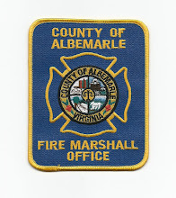 Photo: Albemarle County Fire Marshall