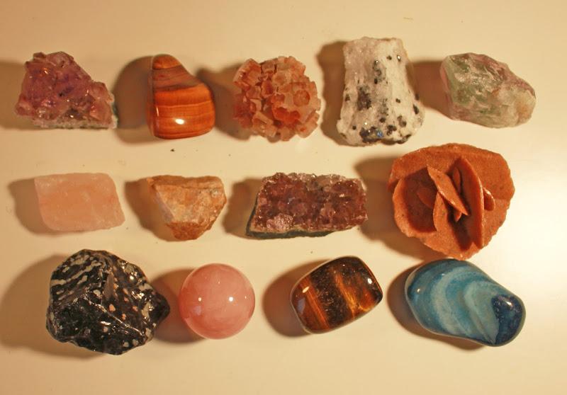 Minerali di Antonio De Felice