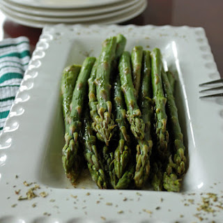 Our Favorite Asparagus with Tarragon Butter