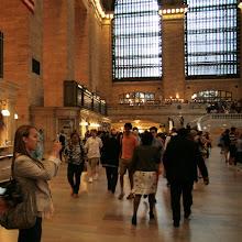 Photo: Turisti kuvaa Grand Central Stationilla