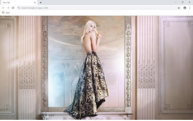 Sasha Luss New Tab & Wallpapers Collection