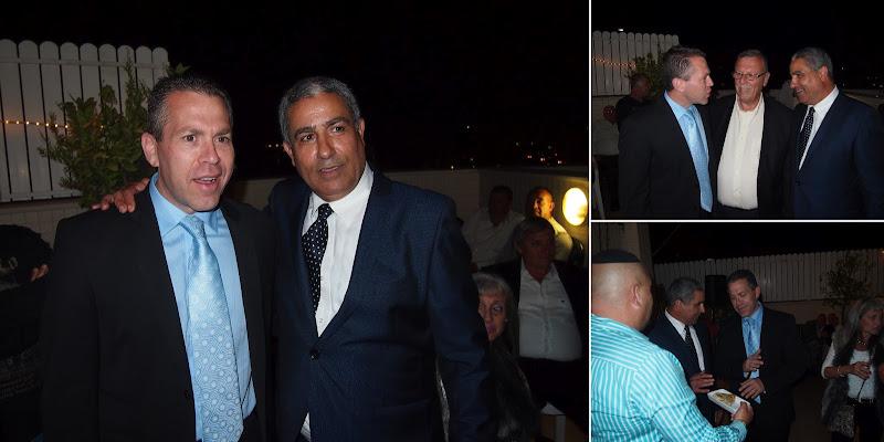 Photo: Mimuna 2012 007 - Politicians - Gilad Ardan