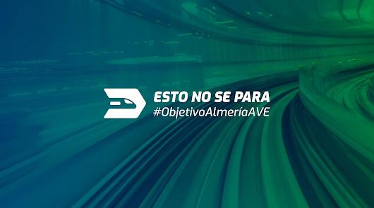 Los empresarios se ponen las pilas para exigir la llegada del AVE a Almería