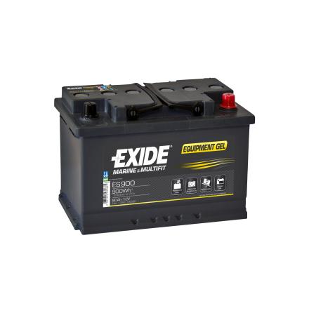 Tudor Exide GELbatteri 12V/80Ah