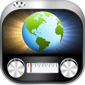 Radio World - Radio Online + World Radio Stations icon