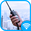 Super Wifi Walkie Talkie icon
