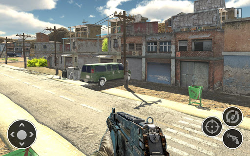 Freedom of Army Zombie Shooter: Free FPS Shooting 1.5 screenshots 9