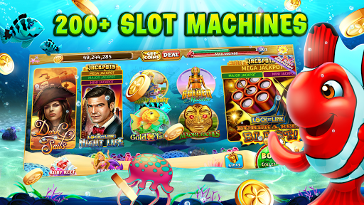 Gold Fish Casino Slots - FREE Slot Machine Games screenshot 4