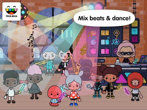 Screenshot for Toca Life: After School in Hong Kong Play Store