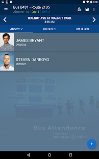 School Bus Attendance- screenshot thumbnail