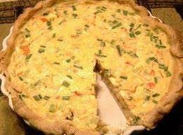 Mexicali Quiche Recipe