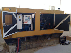 Photo: Generator CAT275kva, service, Vintantis