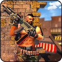 Battleground Cross Fire: Free Cover Shooting Games icon