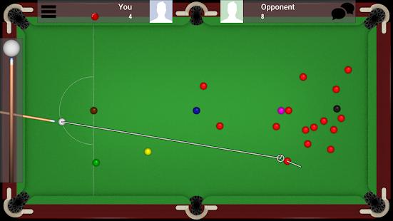 Snooker Online - náhled