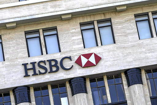 HSBC's pretax profit of $4.76bn for the three months to ended March 31 compared to with $4.96bn in the year-ago period. Picture: REUTERS