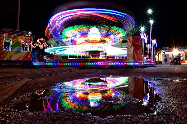 Notte al Luna Park di Luporosso