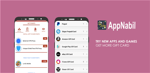 AppNabil - Gift Cards and Gems – Applications sur Google Play
