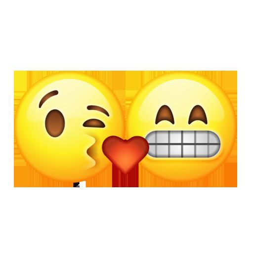 Kiss Keyboard Sticker