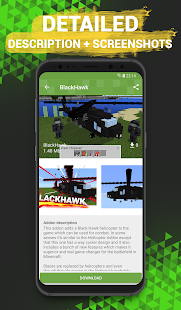 TLauncher PE for Minecraft - náhled